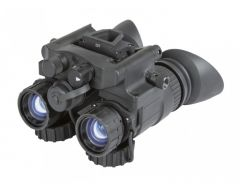 "AGM NVG-40 3AW1  Dual Tube Night Vision Goggle/Binocular Gen 3+ Auto-Gated ""White Phosphor Level 1"""