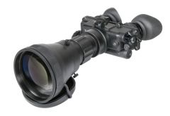 "AGM FoxBat-LE6 NL2  Night Vision Bi-Ocular 5.6x Gen 2+ ""Level 2"" with Sioux850 Long-Range Infrared Illuminator"