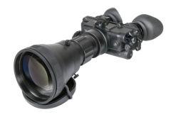 "AGM FoxBat-LE6 NL1   Night Vision Bi-Ocular 5.6x Gen 2+ ""Level 1"" with Sioux850 Long-Range Infrared Illuminator"
