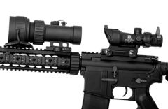 ATN PS28-3P Night Vision Clipon Sight