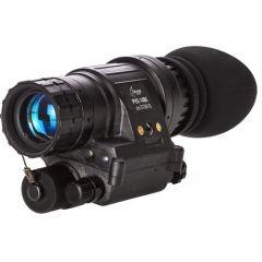 PVS-14BE Elite NV Monocular Kit, MILSpec Grade Gen 3+ Unfilmed with Manual Gain