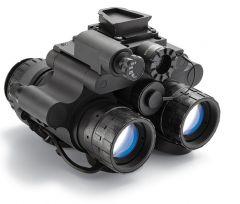 NV Depot Pinnacle Gen3 Dual Gain Night Vision Binocular White Phosphor HP
