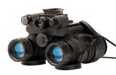 NV Depot Pinnacle Gen3 Night Vision Binocular Single Gain Control White Phosphor