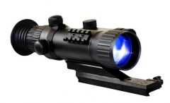 NV Depot Avenger Gen 3 50mm 3X Non-Gated Night Vision Riflescope Clean Tube