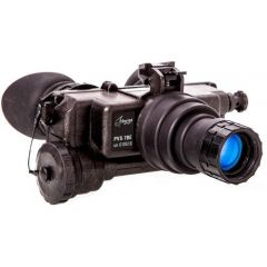 PVS-7BE B&W Elite NV Goggles Kit, White Phosphor MIL-SPEC Gen 3 Thin Film Hand Select