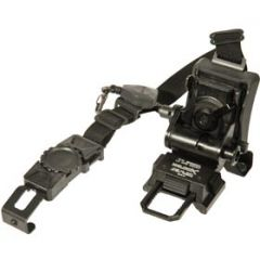 Wilcox L4 G42 Mount with Wilcox Army Compatible Ratchet Strap Shroud & Lanyard Assembly