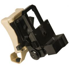 Wilcox L4 One Hole Mount with Horn Interface and Shroud for MICH-ACH Helmets