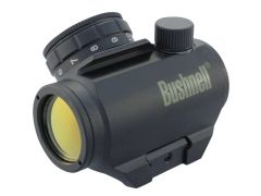 Bushnell 1x25 Trophy TRS-25 Riflescope in Matte Black