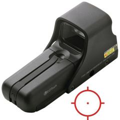 EOTech 512.A65 Holographic Sight Black