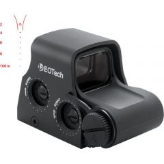 EOTech XPS2-SAGE Holographic Weapon Sight no Night Vision