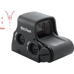 EOTech XPS2-FN Holographic Weapon Sight no Night Vision