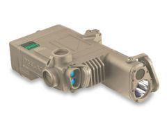 Steiner DBAL-A4 Dual Beam Aiming Laser - Tan