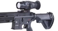 HOGSTER R 2.0-8.0x35mm Ultra-compact Thermal WeaponSight, VOx 384x288 core resolution, 50Hz refresh rate, with a QR tactical lockable mount