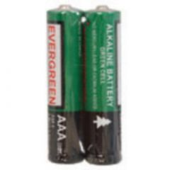 Evergreen or Equivalent AAA Batteries 2 pack
