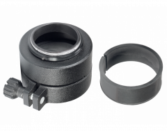AGM Front Scope Mount #4 for Daytime Optics with 56-58.7 mm Objective Diameter