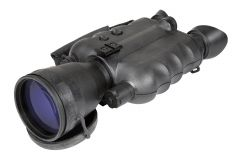 "AGM FoxBat-5 NL2  Night Vision Bi-Ocular 5x Gen 2+ ""Level 2"" with Sioux850 Long-Range Infrared Illuminator"