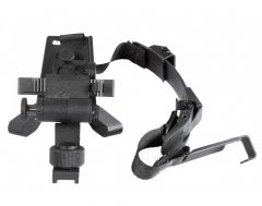AGM Helmet Mount W-MP for MICH and PASGT Helmets
