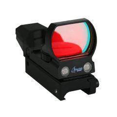 Bering Optical Sensor Reflex Sight with Illuminated Red Reticle