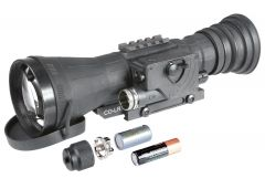 Armasight CO-LR-3P MG Night Vision Long Range Clip-On System with Manual Gain control