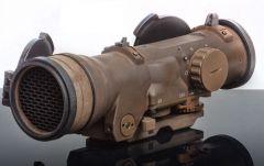 Elcan SpecterDR DFOV156-T1 1.5-6x 5.56x45mm FDE