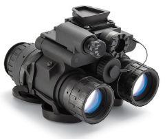 NV Depot Pinnacle Gen3 Night Vision Binocular HP White Phosphor Tubes