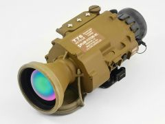 FLIR T75 Advanced Combat Thermal Clipon - Long Range Black