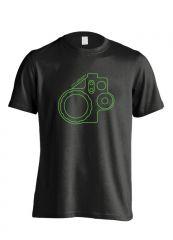 Mod Armory PVS-14 T-Shirt Black/Green XXL