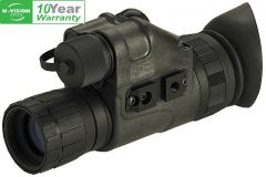 NVision GT-14 Night Vision Monocular Gen 3 Alpha Auto-Gated Hand Selected Tube