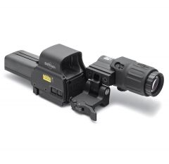 EOTech Holographic Weapon Sight System - 518-2 with G33 magnifier STS