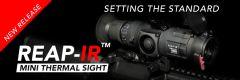 Trijicon IR Defense REAP-IR 640 35mm Mini Thermal Sight and Clipon