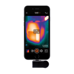 Seek Thermal IR Camera For iOS - iPhone