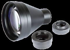 AGM Afocal Magnifier Lens Assembly 5X