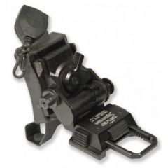 Wilcox L4 G37 Mount with Wilcox One-Hole Shroud & Lanyard Assembly