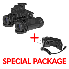 PS31-3W Night vision Goggle Gen 3 White Phosphor Package
