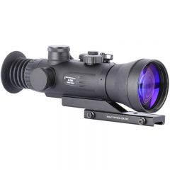 Night Optics Marauder 750 4x Gen 4G BW Gated MG Filmless Night Vision Riflescope