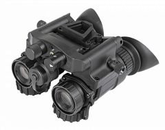 "AGM NVG-50 NL1  Dual Tube Night Vision Goggle/Binocular 51 degree FOV Gen 2+ ""Level 1""  no MG"