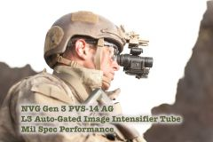 NVG PVS-14/6015 Gen 3 AG Night Vision Monocular