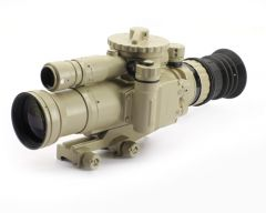 Newcon Optik NVS 10MGM 3x52 Day/Night Vision Rifle Scope Gen 3 Military Grade