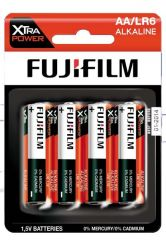 Major brand AA Batteries 4 pack