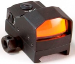 Rubicon Pro Waterproof Reflex sight with a front control button