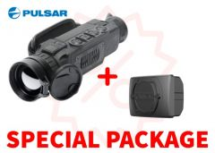 Pulsar Helion 2 XQ38 Thermal Monocular Package