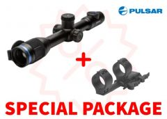 Pulsar Thermion XM30 3.5-14x 320x240 Thermal Imaging Scope Package