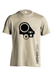 Mod Armory PVS-14 T-Shirt Sand L