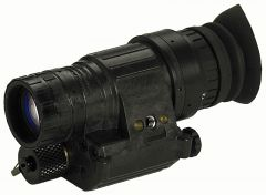 NVision PVS-14 Night Vision Monocular Gen 3 Auto-Gated White P-45 Phosphor IIT