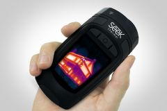 Seek Thermal RevealXR Xtra Range Black Portable Thermal Viewer