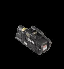 Single Beam Aiming Laser Pistol Light SBAL-PL