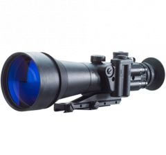 D-760U 6.0x83 Premium NV Sight, MILspec Gen 3+ Unfilmed with Manual gain