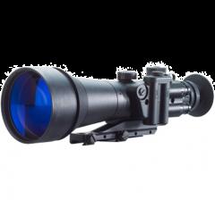 D-760UW 6.0x83 B&W Premium NV Sight, White Phosphor MILspec Gen 3+ Unfilmed with Manual Gain