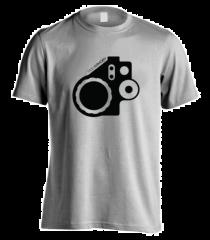 Mod Armory PVS-14 T-Shirt Gray S