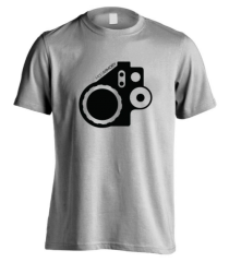 Mod Armory PVS-14 T-Shirt Gray L